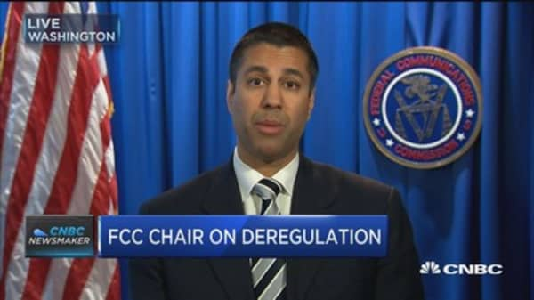 FCC's new man in charge