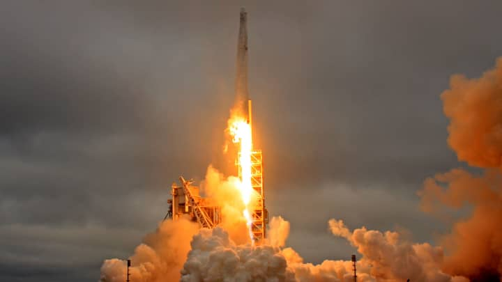 SpaceX launching its first test satellites to bring Internet to billions around the world