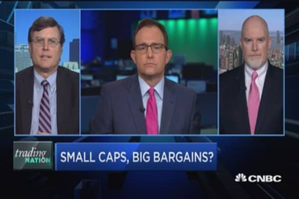 Trading Nation: Small caps, big bargains?