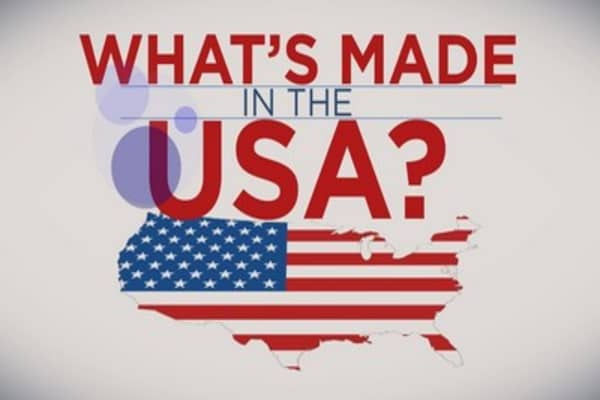 Defining made in the U.S.A.