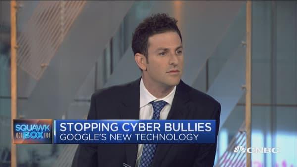 Using AI to combat cyber bullies