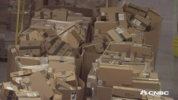 Amazon's Border Adjustment Tax Loophole