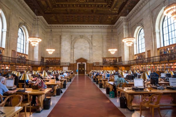 The New York Public Library has teamed up with online video-streaming service Kanopy to offer patrons its collection of arthouse, independent and classical films on demand.