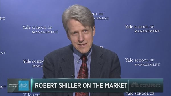 Robert Shiller on the market