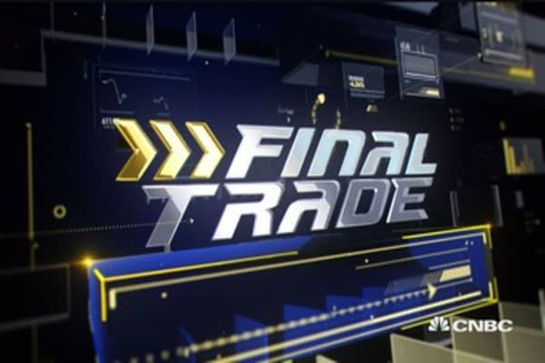 Final Trade: ORCL, AN & more