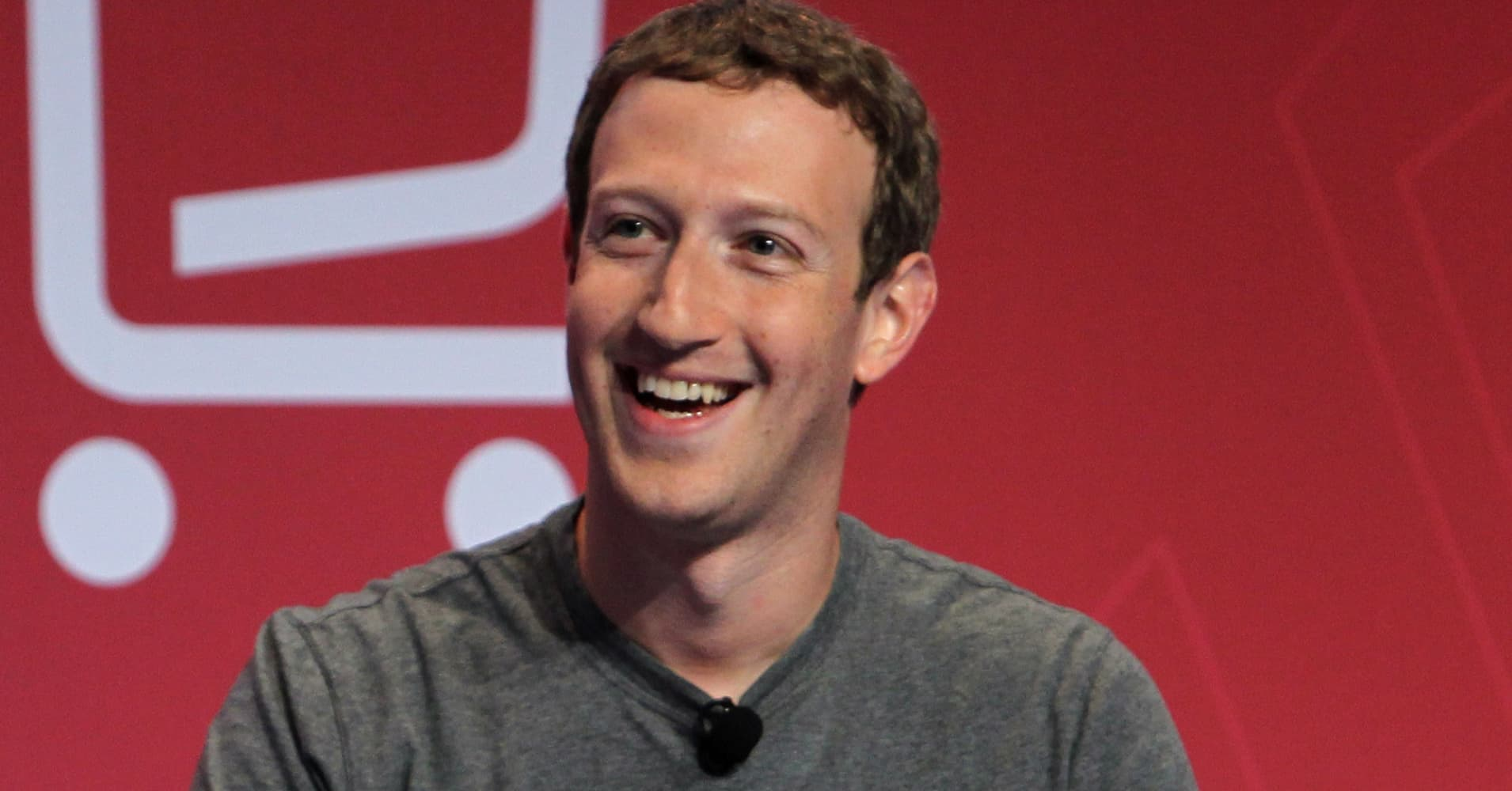 Facebook CEO and co-founder Mark Zuckerberg.