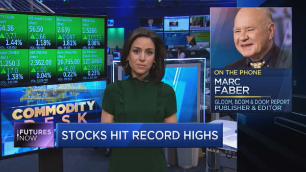 Stock market rally is overextended: Marc Faber