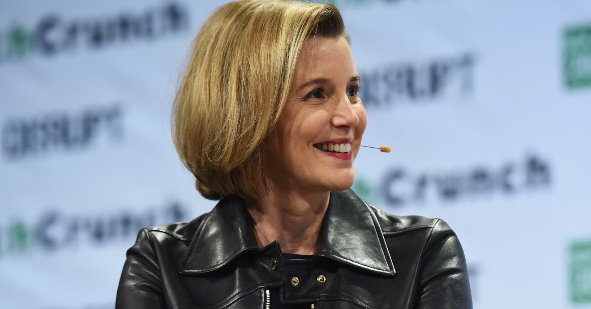 Sallie Krawcheck Co-founder and CEO of Ellevest.
