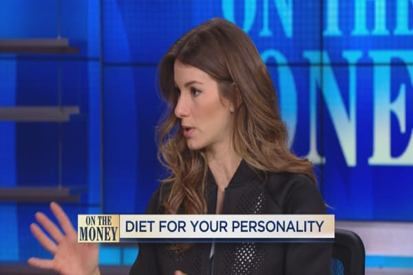 Diet for personality