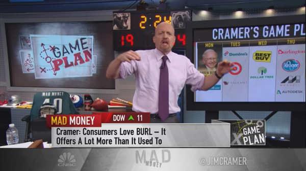 Cramer's game plan: Key signals to watch from Warren Buffett
