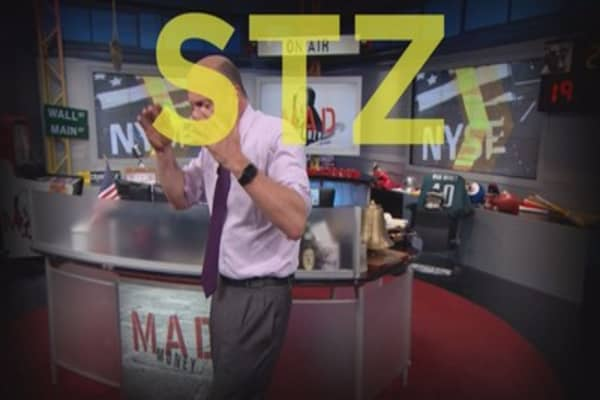 Cramer Remix: The stock that lives and dies with the border tax