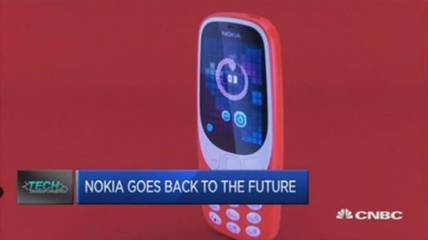 Nokia 3310 relaunch could appeal to young consumers