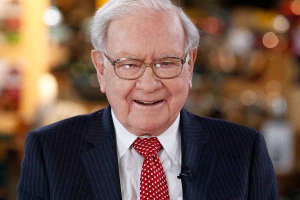 Warren Buffett: The Dow will pass 1 million