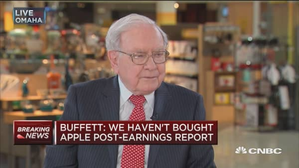 Buffett: Self-driving cars could be negative auto auto insurance companies