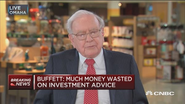 Buffett: Gurdus REQUEST