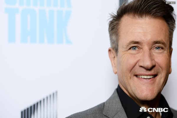 Shark Tank's Robert Herjavec explains how to confront cybersecurity risks