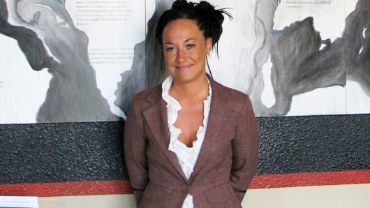 Rachel Dolezal in a 2009 file photo.
