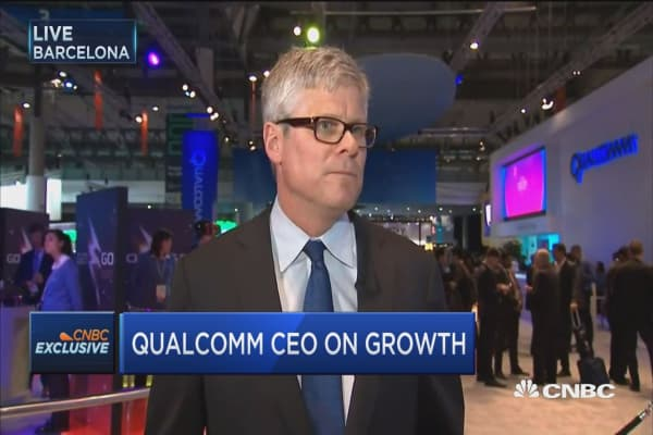 Qualcomm CEO: We are integral to global electronics supply chain
