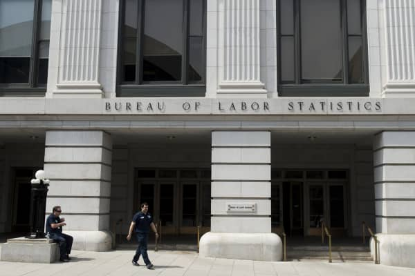 The U.S. Bureau of Labor Statistics is the principal Federal agency responsible for measuring labor market activity, working conditions, and price changes in the economy.