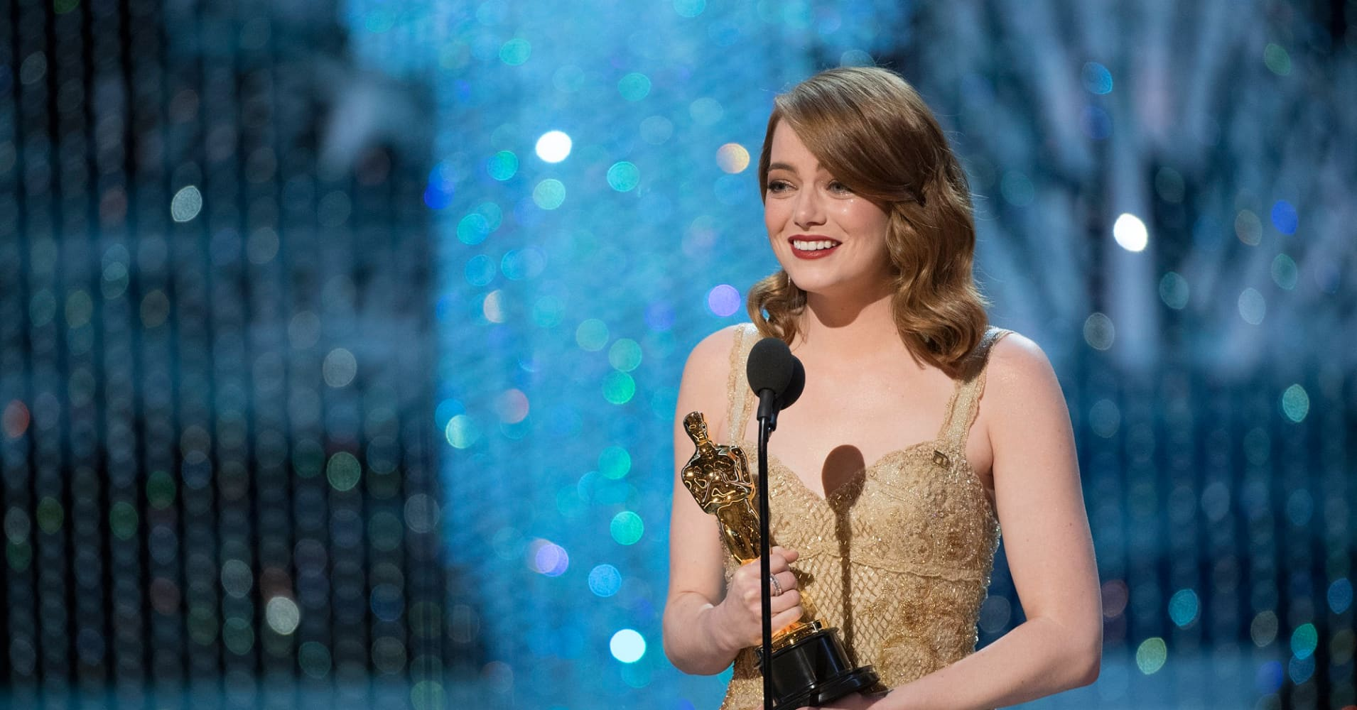 The gender pay gap exists even among A-list and Oscar-nominated stars in Hollywood.