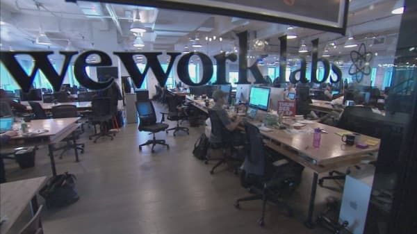 SoftBank set to invest billions of dollars in to WeWork.