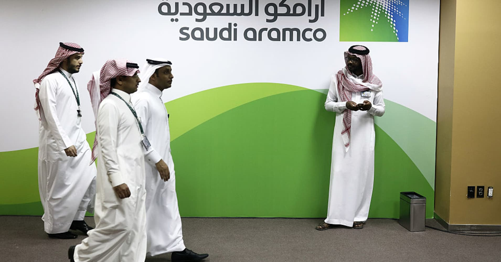 Saudi Aramco IPO on track for 2021, CEO says