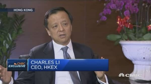Hong Kong is both international and access market: HKEx CEO