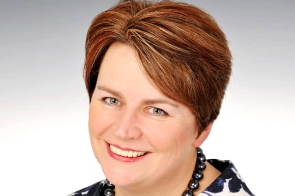 Caroline Taylor, chief marketing officer, IBM Global Markets
