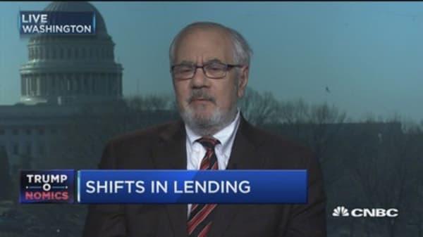 Barney Frank: Dodd-Frank very pro market