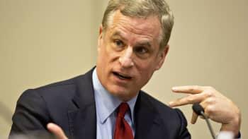 Robert Kaplan, president of the U.S. Federal Reserve Bank of Dallas.