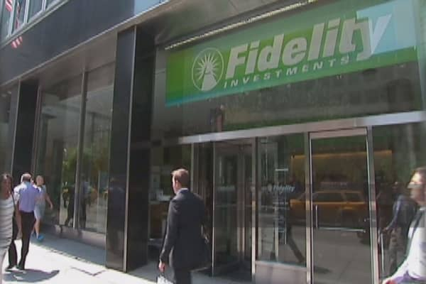 Fidelity has fired a warning shot in a brokerage price