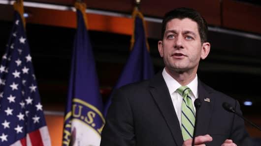Speaker of the House Rep. Paul Ryan