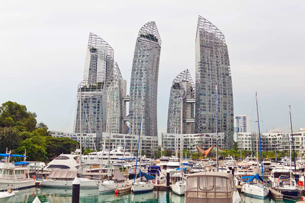 Why real estate investors are flocking to Singapore