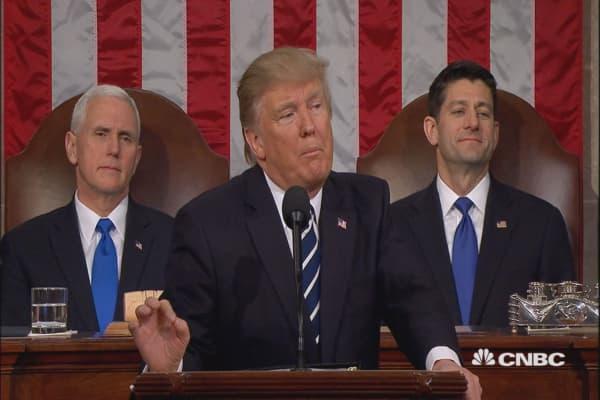 Trump: I am sending a bill that eliminates the defense sequester