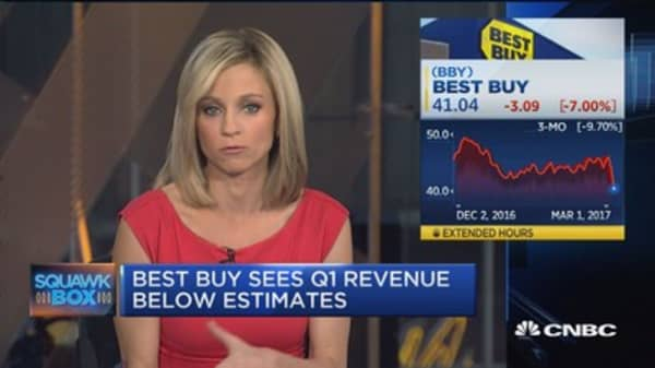 Investors eye LOW,  BBY & DLTR to get read on retail