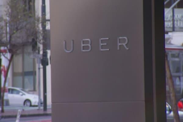 The head of Uber walks it back