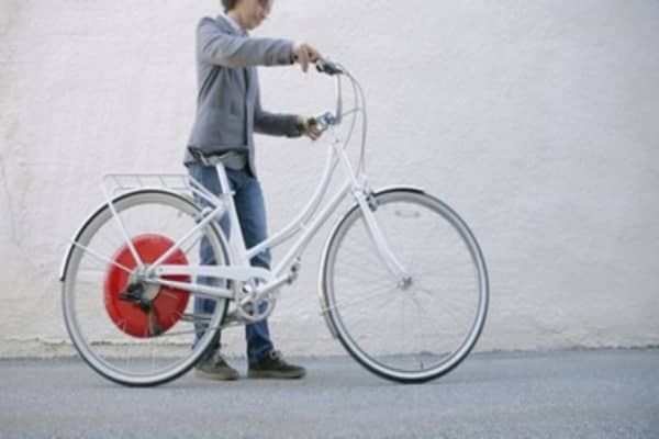 This robotic bike wheel will disrupt the urban commute
