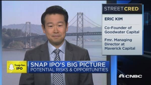 Snap's big picture: Buy the hype?
