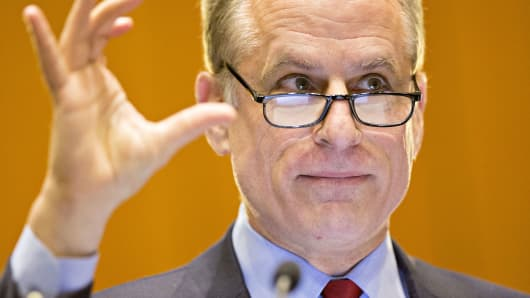Robert Kaplan, president of the U.S. Federal Reserve Bank of Dallas.