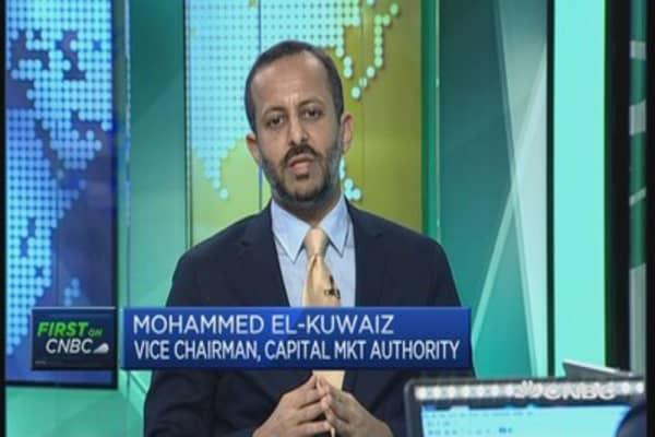 Saudi market authority: 'Quite encouraged' with bond issue response