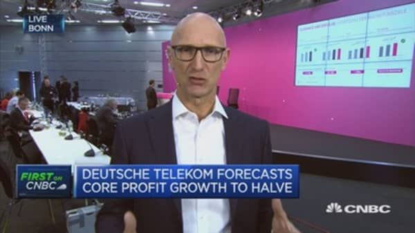 Believe in future of BT's business: Deutsche Telekom CEO