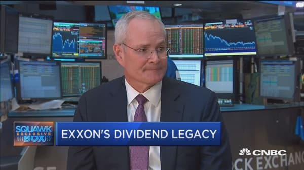 Exxon CEO: Pushing ahead with new oil opportunities
