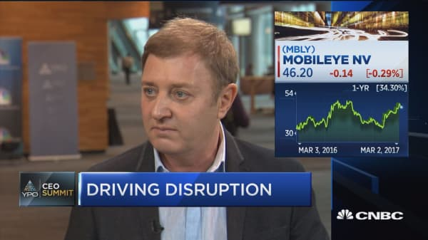 Mobileye CEO: Our business never been better than today