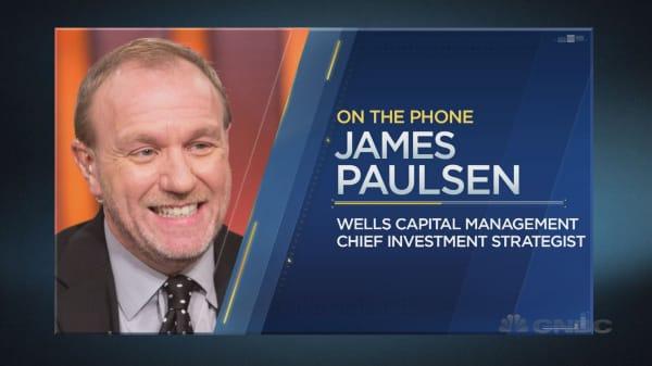 Jim Paulsen sees a wild year ahead
