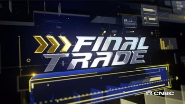 Final Trade: WMT, DXJ & more