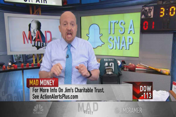 Cramer: Snap didn't get screwed up! 4 things that could have gone wrong