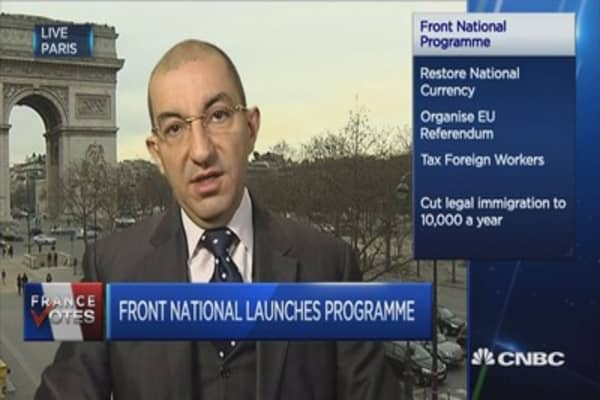Are the Front National's economic policies credible?