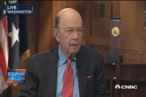 Sec. Ross: Caterpillar raid part of ongoing investigation