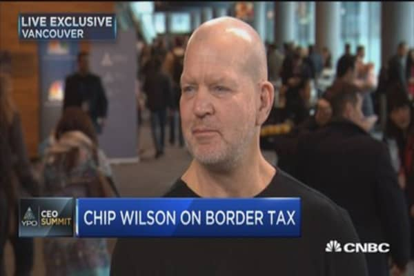 Chip Wilson still skeptical on LULU performance