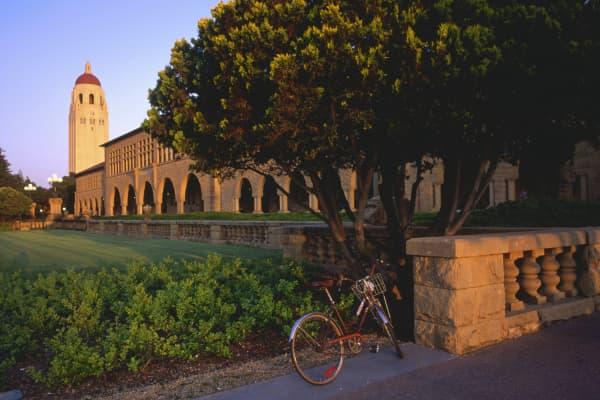 Stanford University Campus.